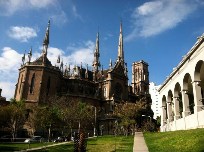 Cordoba, Argentina Cathedral
